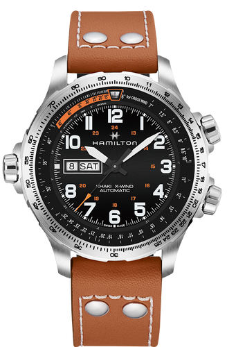 Hamilton Khaki Aviation X-Wind Day Date Auto H77755533