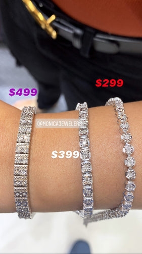 Diamond Tennis Bracelet PROMOTION