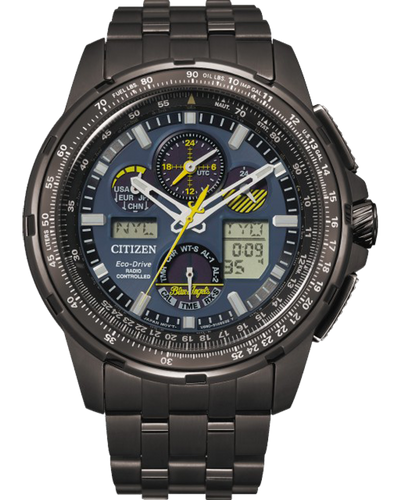 Citizen Blue Angels PROMASTER SKYHAWK A-T  Jy8097-58l