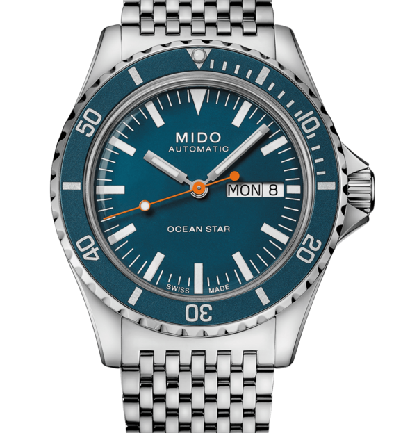 Mido Ocean Star Tribute Automatic M026830110410