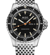 Mido Ocean Star Tribute Automatic Grey M0268301105100