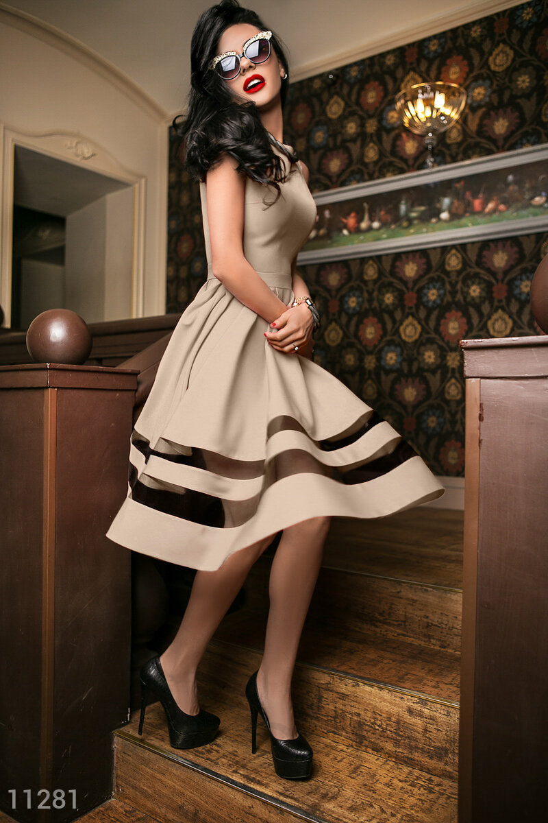 Mira Romantic Dress