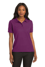 Port Authority® Ladies Silk Touch™ Polo - FCHC