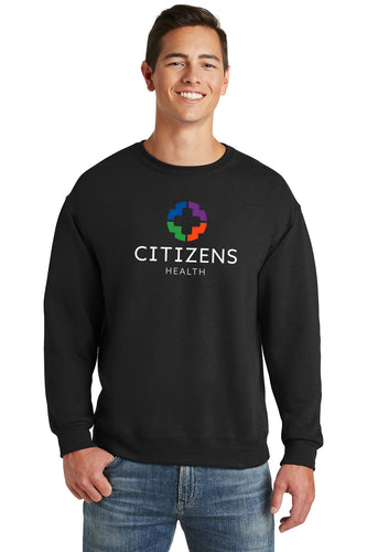 JERZEES® SUPER SWEATS® NuBlend® - Crewneck Sweatshirt