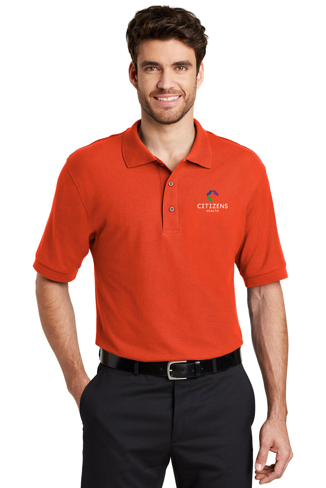 Fanwear! - Port Authority® Silk Touch™ Polo Includes TALL Sizes - CH