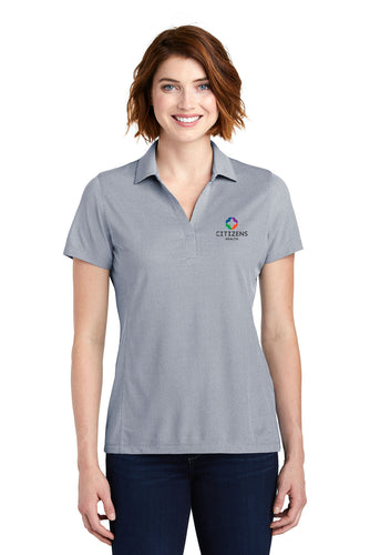 Port Authority ® Ladies Poly Oxford Pique Polo - CH