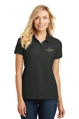 Port Authority® Ladies Core Classic Pique Polo - CH
