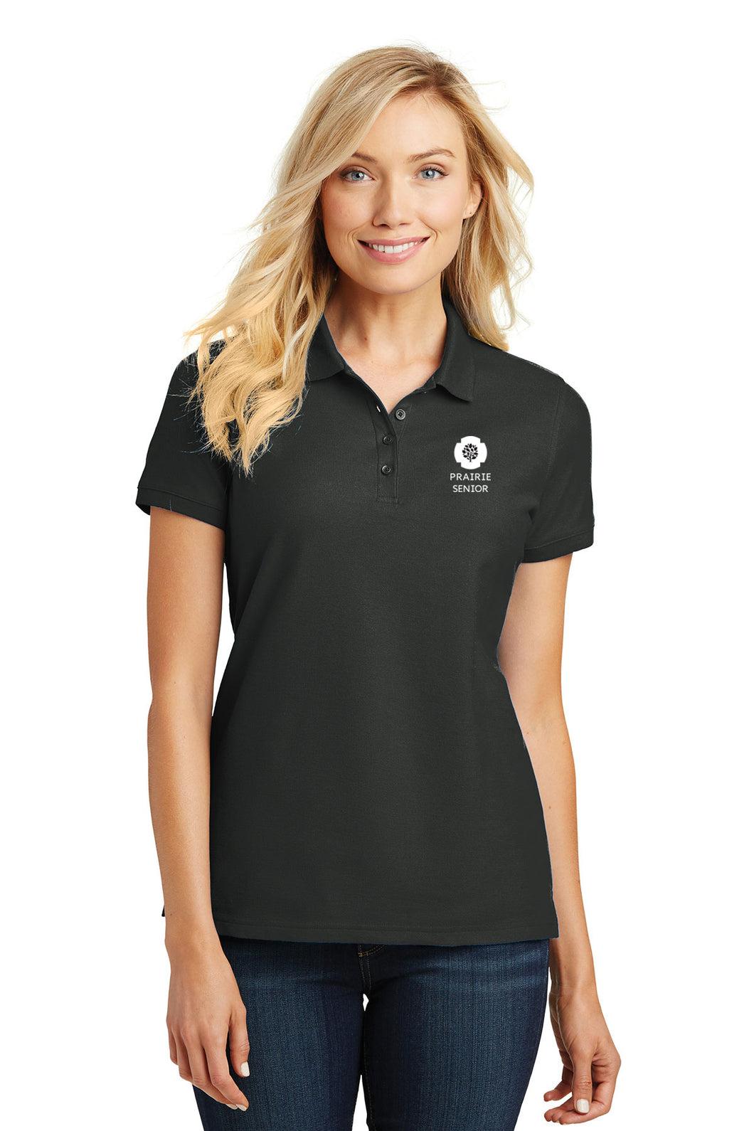 Port Authority® Ladies Core Classic Pique Polo - PS