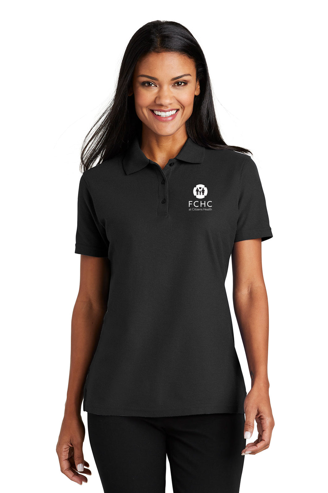 Port Authority® Ladies Stain-Release Polo - FCHC