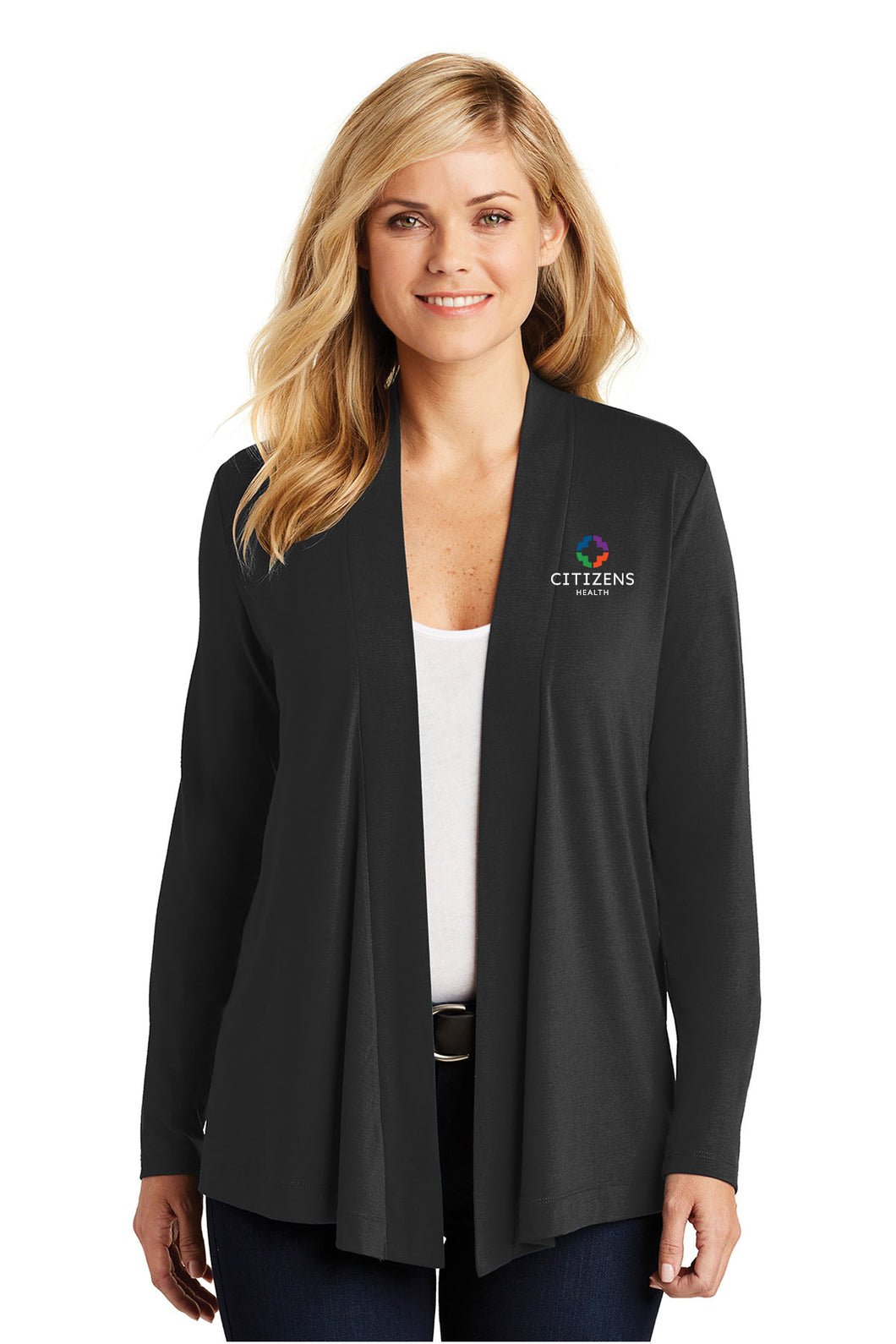 Port Authority® Ladies Concept Open Cardigan - CH