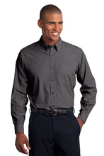 Port Authority® Crosshatch Easy Care Shirt - CH