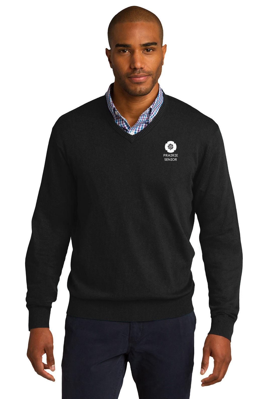 Port Authority® V-Neck Sweater - PS