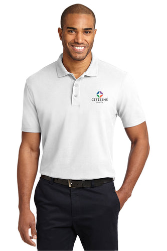 TALL Port Authority® Stain-Release Polo - CH