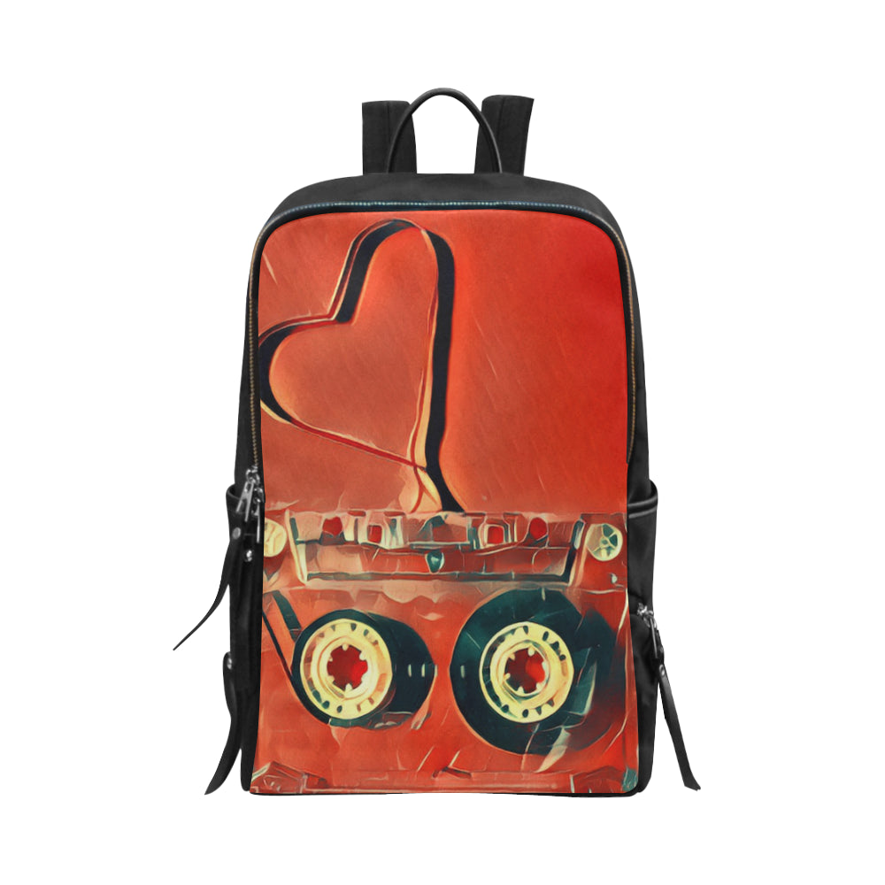 Dub Love fly Unisex Slim Backpack