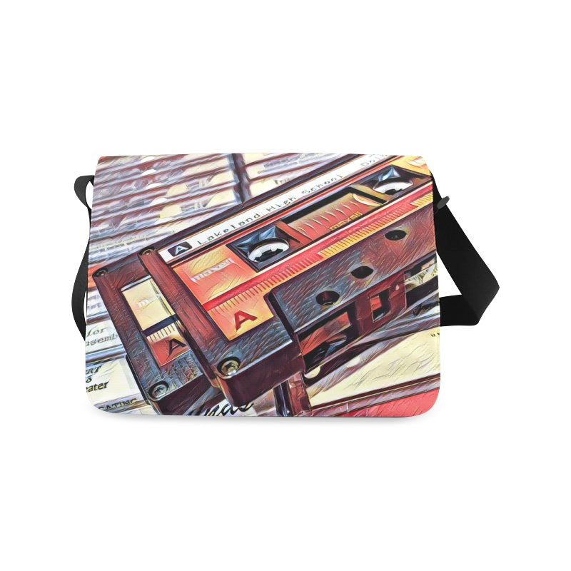 Dubbing Tape Messenger Bag