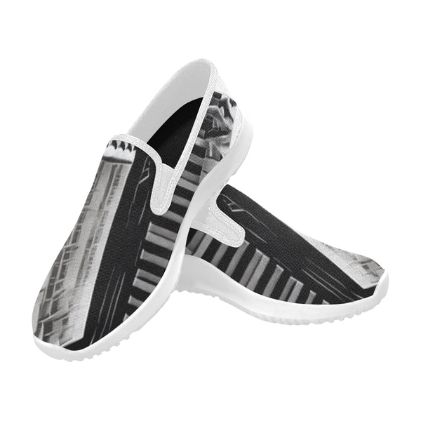Hands On Orion Slip-on Women's Canvas Sneakers