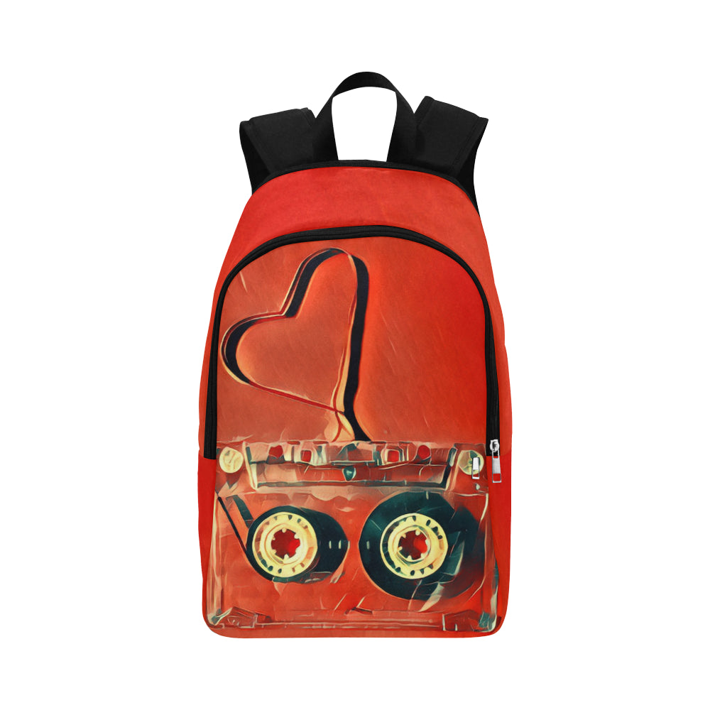 Dub Love fly Fabric Backpack for Adult