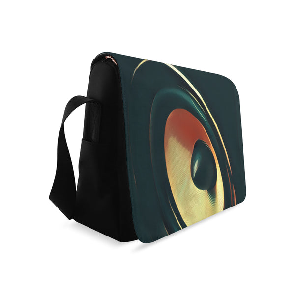 Pushin Air Messenger Bag