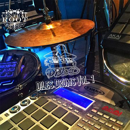 Diles Drums Vol. 1