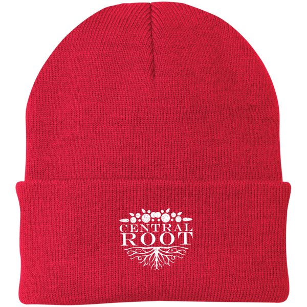 Central Root Knit Cap