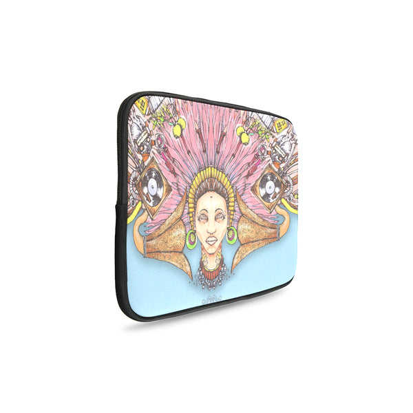 Mood Static Custom Laptop Sleeve 14''