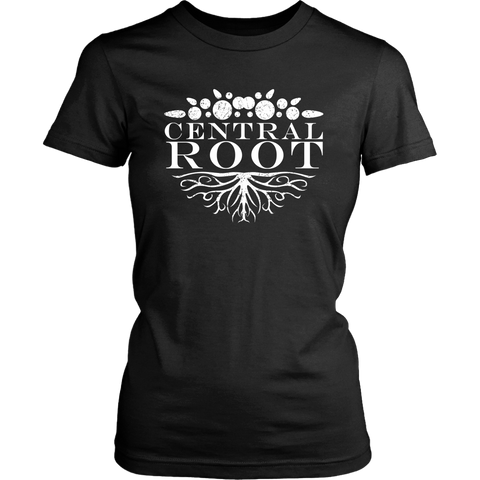 Central Root Womens Shirt