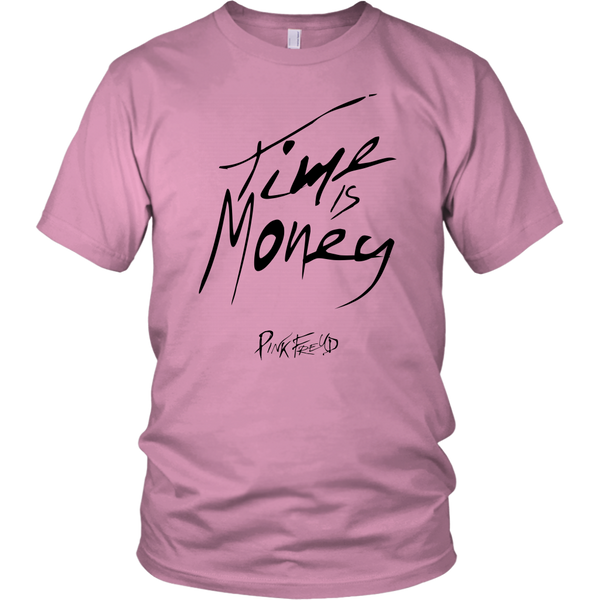 Pink Freud Time is Money