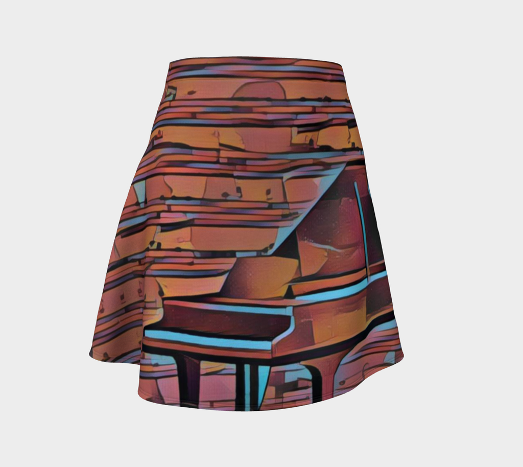 Sing Us A Song Skirt