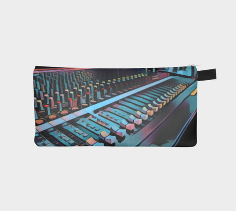 Get Faded Mic Pouch