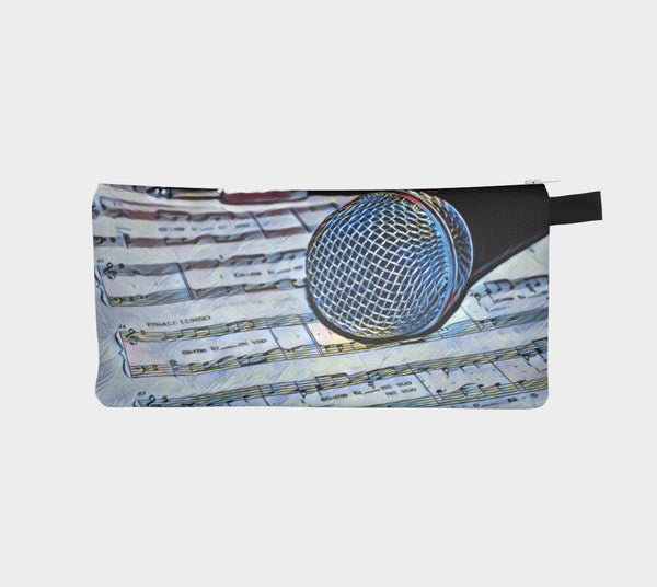 Getting Ready Mic Pouch