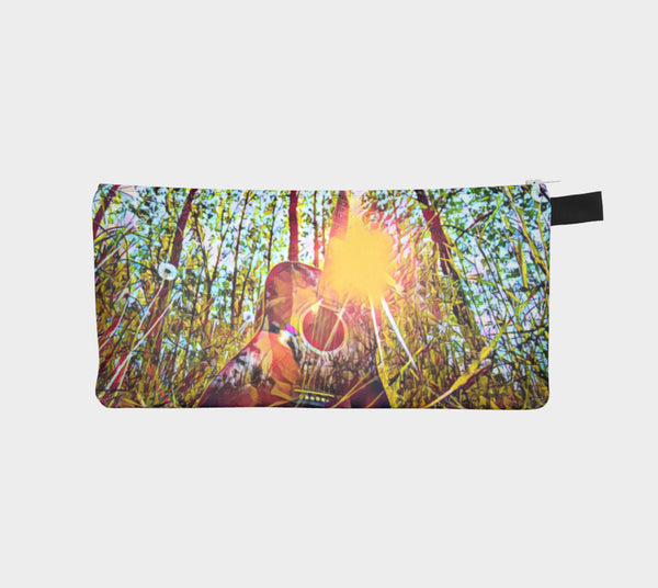 Guitar Forest Mic Pouch