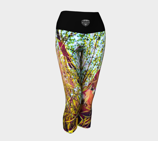 Guitar Forest Yoga Pants