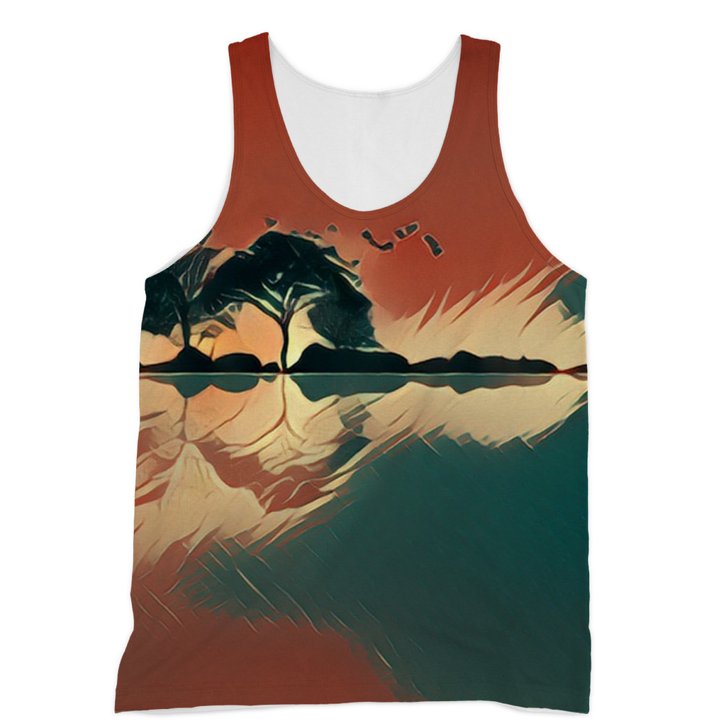 Horizon Fly Tank Top