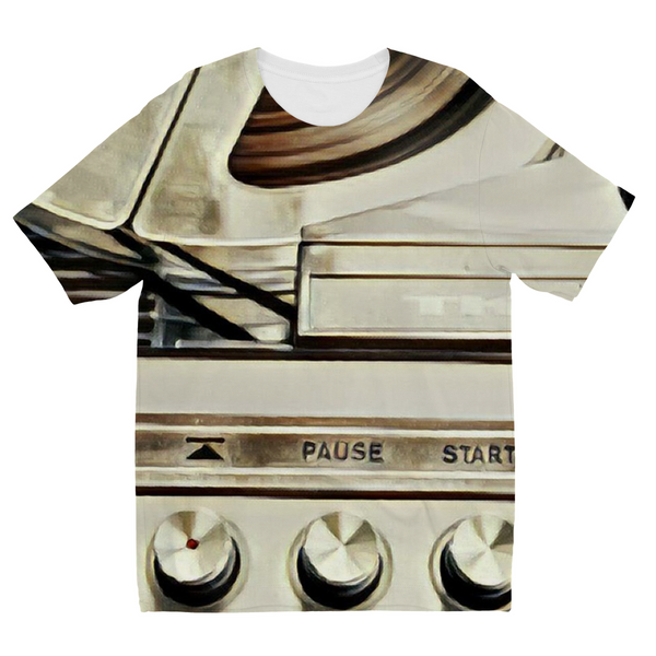 Kids Vintage Process T-Shirt
