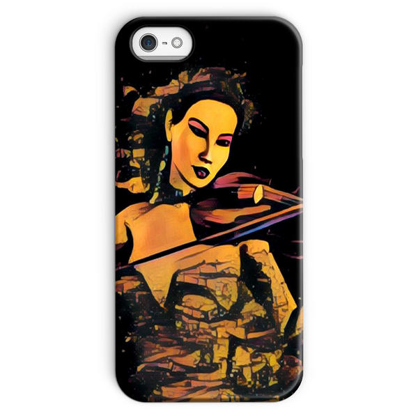 Violin Expression Phone Case