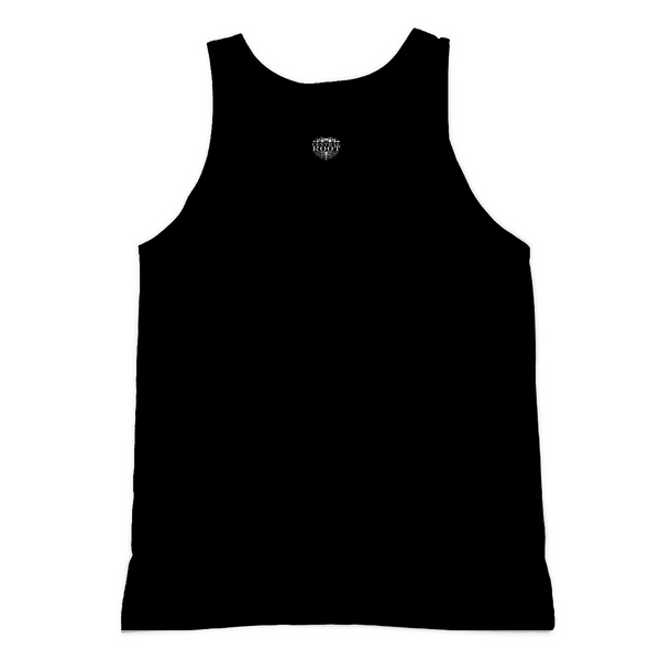 Wood Grain Electric Tank Top