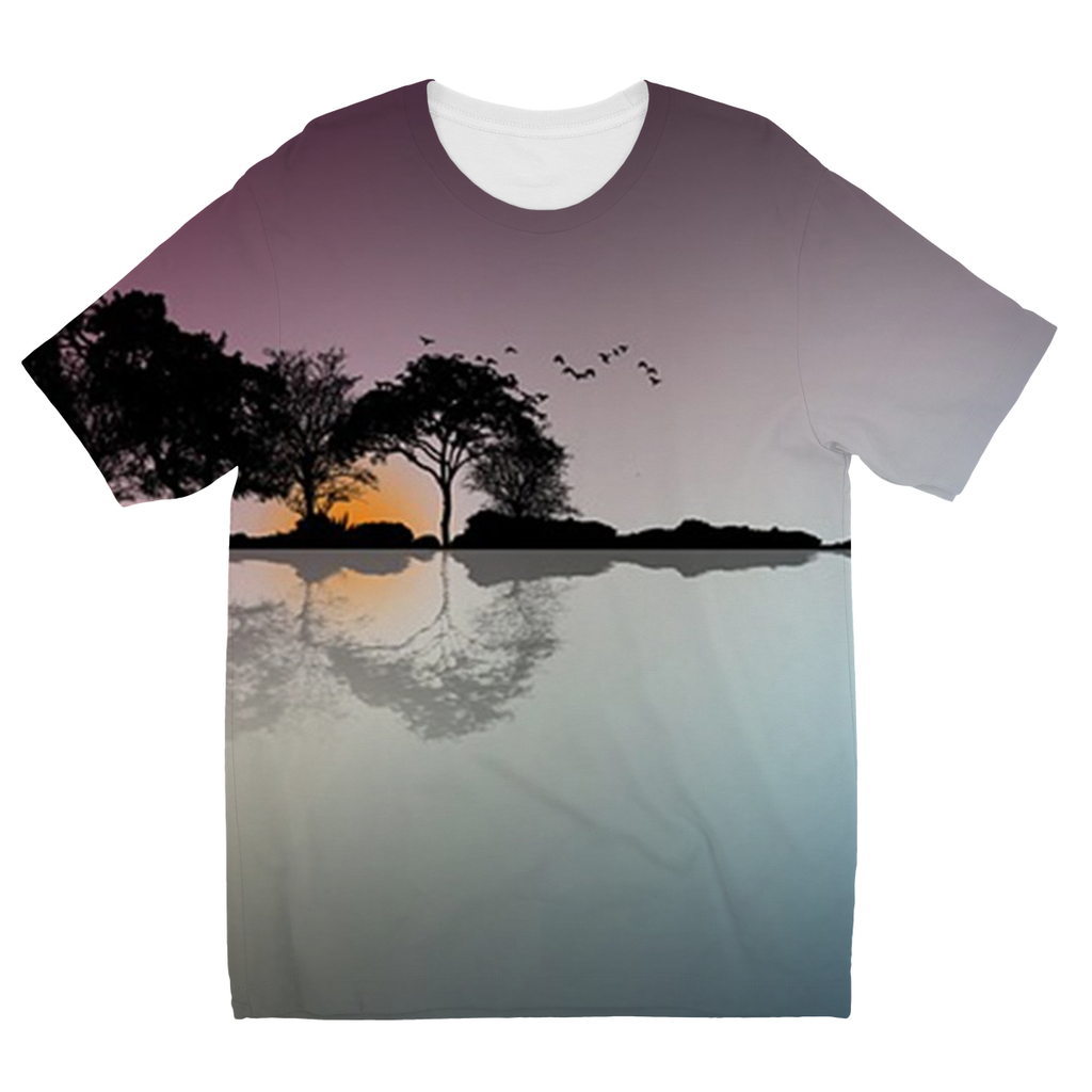 Kids Horizon Dusk T-Shirt