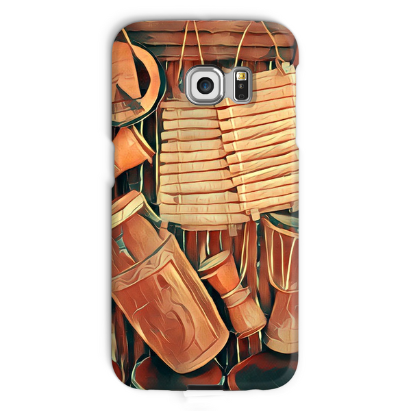 Talking Drums Fly Hanging Phone Case
