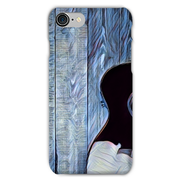 Wood Grain Phone Case
