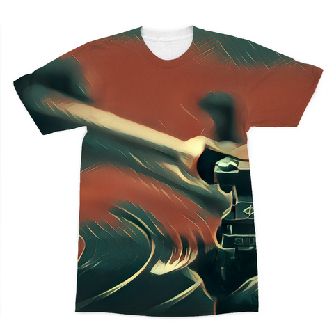 In The Groove Fly T-Shirt