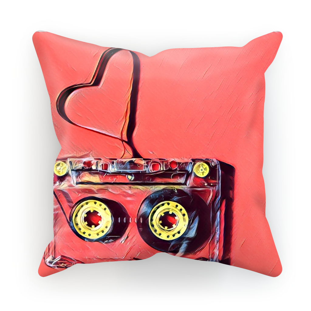 Dub Love Cushion Cover