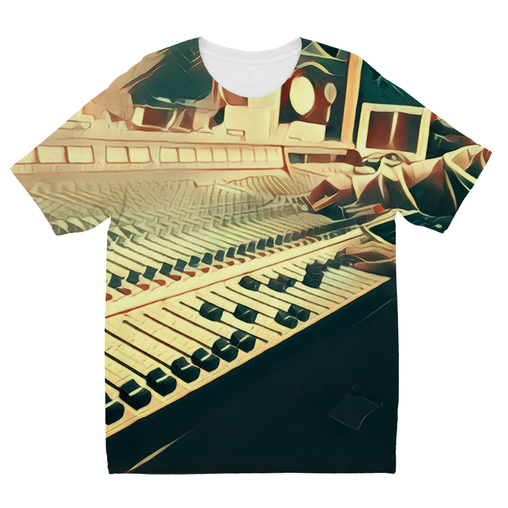 Kids Hands On Faders T-Shirt