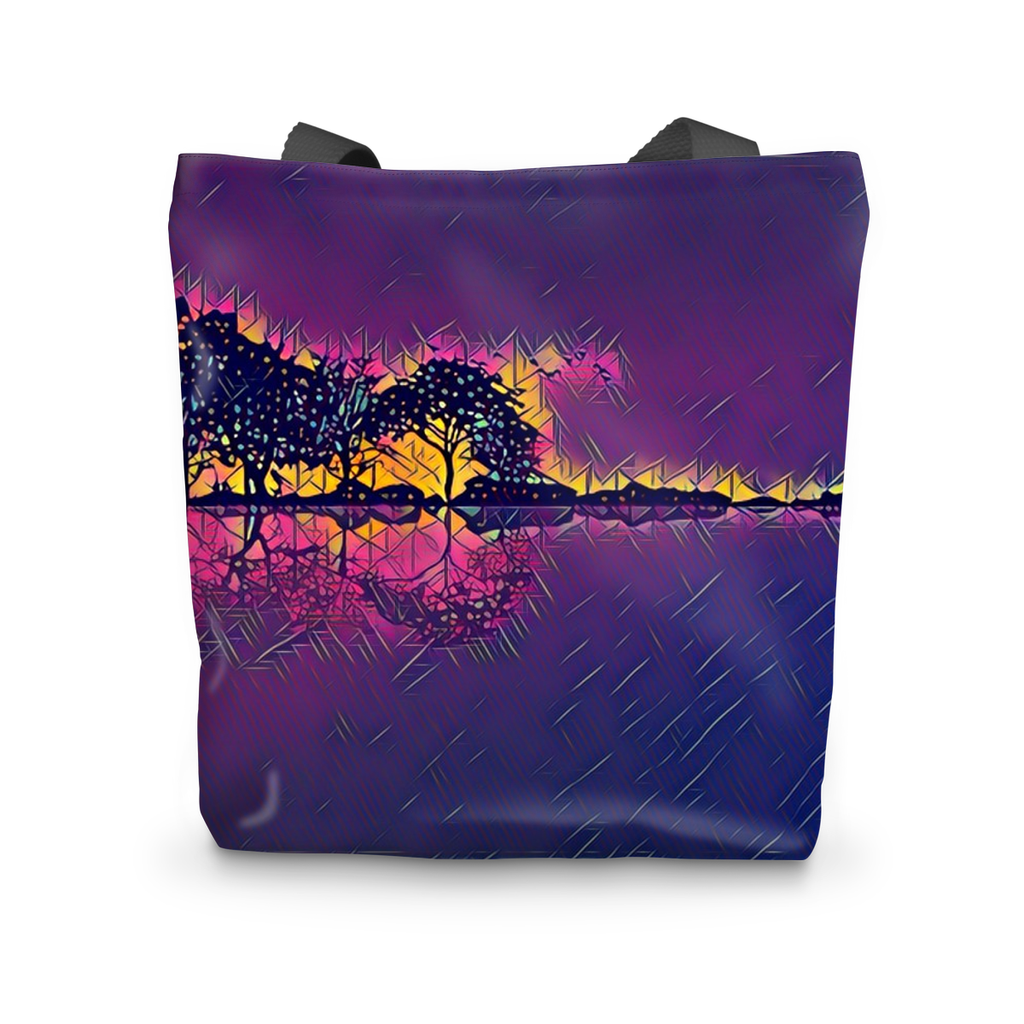 Horizon Electric Tote Bag