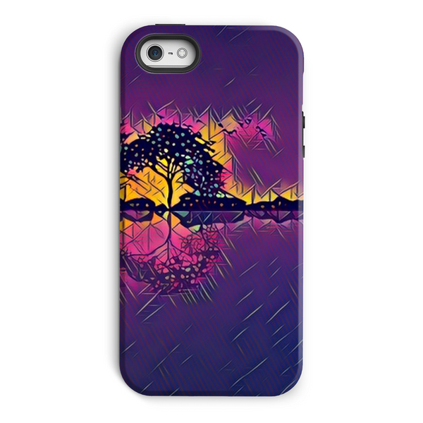 Horizon Electric Phone Case