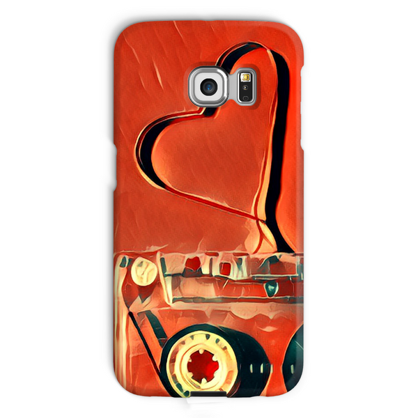 Dub Love Red Phone Case