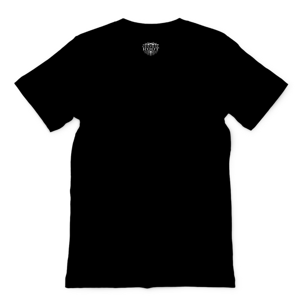 Hands On B/W BirdsEye T-Shirt