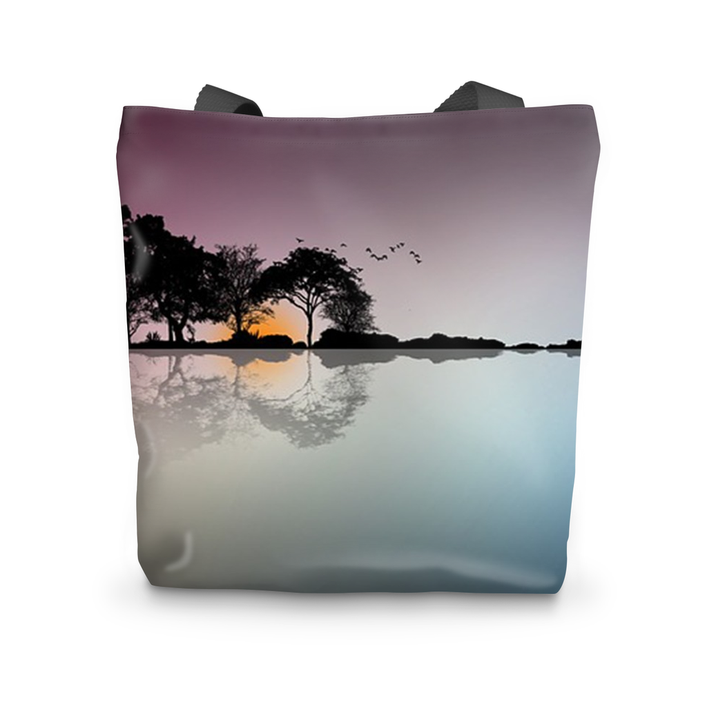 Horizon Dusk Tote Bag