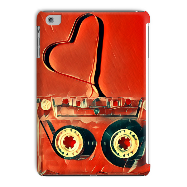 Dub Love Red Tablet Case