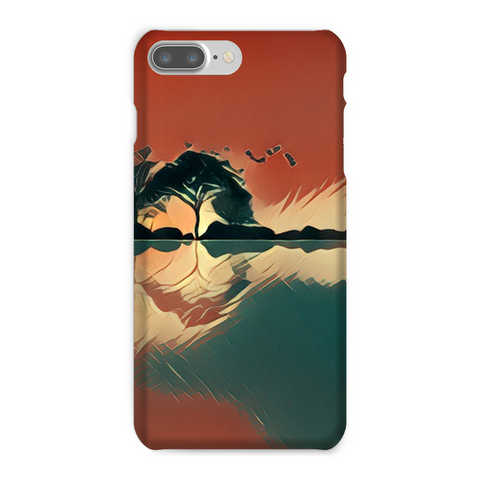 Horizon Fly Phone Case