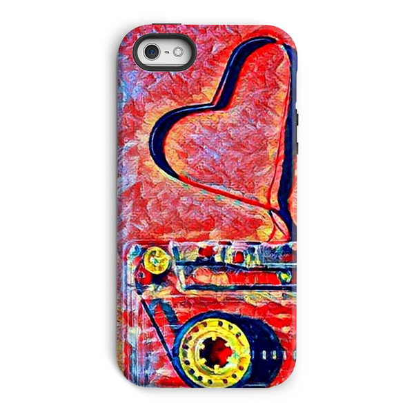 Dub Love Purple Phone Case